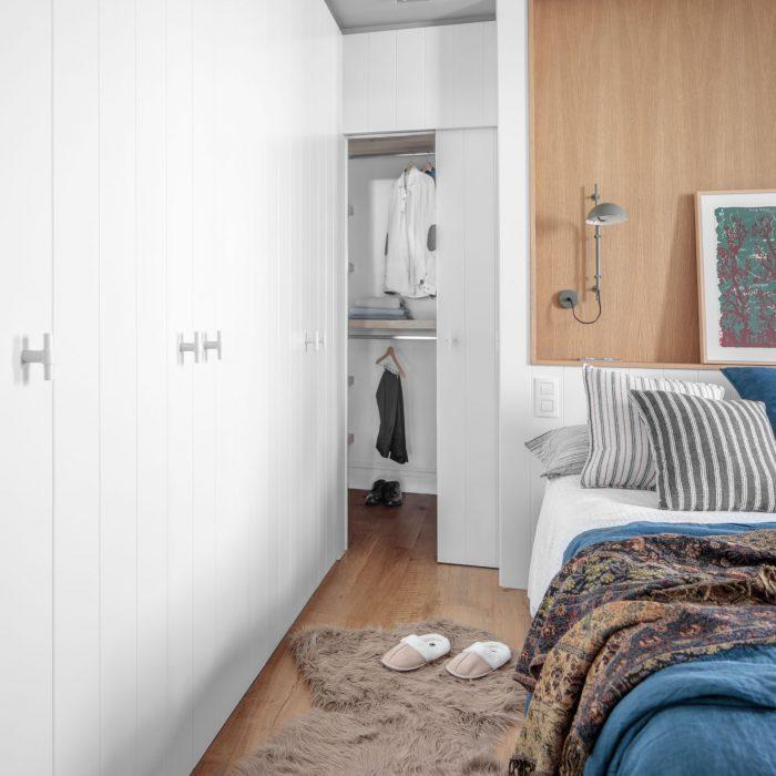 Reforma de vivienda antigua en el centro de Bilbao