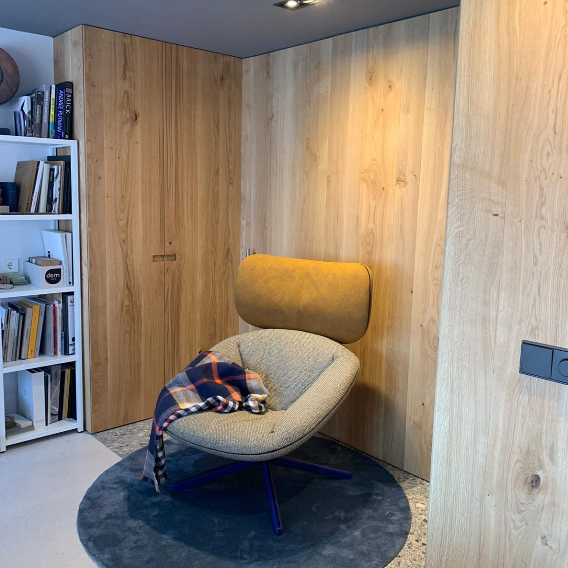 Mobiliario de materiales y acabados de alta calidad en Bilbao y Bizkaia