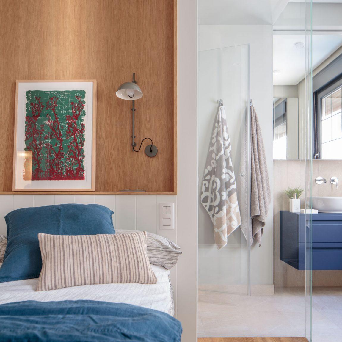 Reforma de dormitorios en Bilbao y Bizkaia