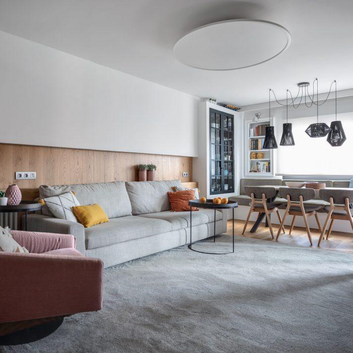 Salón de reforma de vivienda en Santurtzi