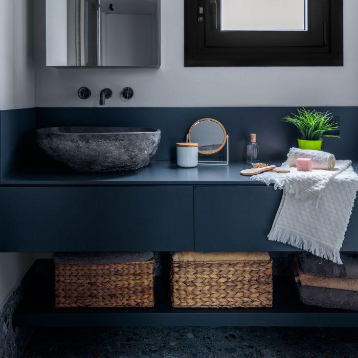 Baño reforma de vivienda en Santa María de Getxo