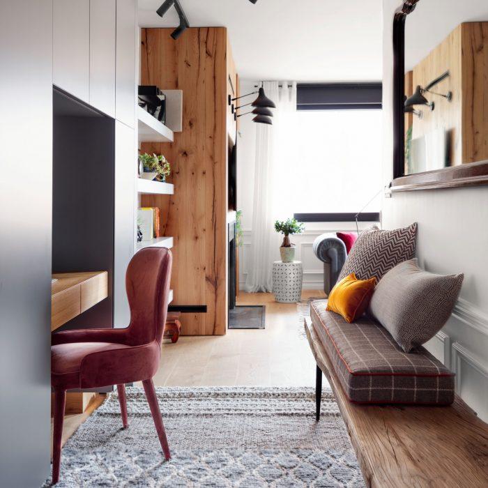 Reforma de vivienda en Santa María de Getxo